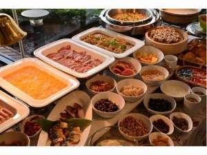 グリーンヒルホテルアーバン:朝食バイキング《イメージ②》