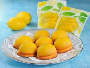 ミクラス特製のレモンケーキ。パティシエの手作りです。(※イメージ)