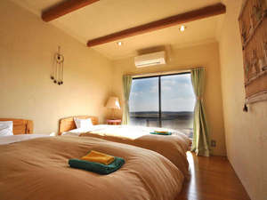 サンタフェコテージ客室/一例