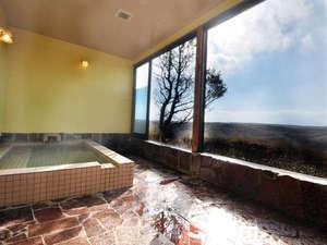 広大な阿蘇の景色を独り占めできるお風呂