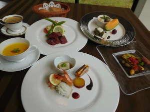 オーベルジュ コスモス:和洋の創作料理(イメージ写真)