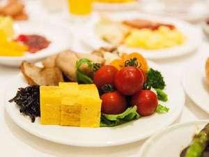 毎朝6:30~オープンの朝食