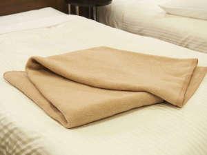 毛布(貸出用) ※写真はイメージです