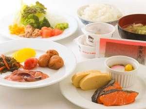 藤田観光ワシントンホテル旭川:朝食バイキングの和食料理のイメージです