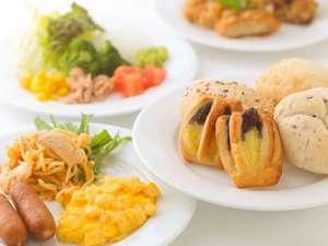 藤田観光ワシントンホテル旭川:朝食バイキングの洋食料理のイメージです