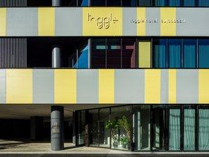 toggle hotel suidobashi(トグルホテル水道橋) 2021年4月開業の写真