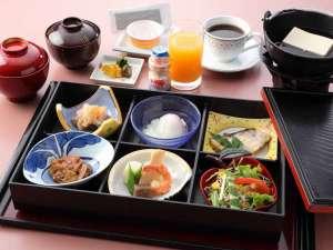 ホテルサンダーソン:懐石加わ畔の料理長がプロデュースした手作り朝食