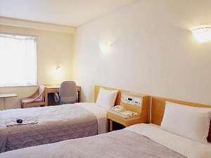 三鷹シティホテル:お部屋の一例