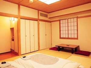 三鷹シティホテル:和室(ファミリ-ル-ム)