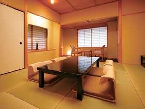 京料理旅館 高台寺 よ志のや:落ち着きのある8帖タイプの和室(イメージ)