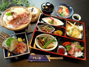 Cuisine Inn 'Sakinoya'