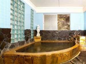 小浜温泉 恵比須屋旅館:24時間貸切風呂として利用できるのが嬉しい!