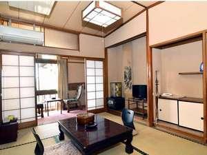 小浜温泉 恵比須屋旅館:【客室】アットホームな暖かい雰囲気の和室