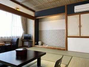 客室:禁煙和室10畳一例