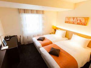 FORZA ホテルフォルツァ博多(筑紫口):バスルーム・トイレ別で居心地の良い空間、ハリウッドツイン