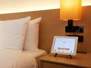 FORZA ホテルフォルツァ博多(筑紫口):-iPad-全客室に設置