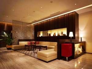 FORZA ホテルフォルツァ博多(筑紫口):-ロビーアロマの香りとここちよい音楽でお出迎え