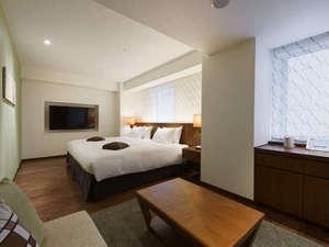 FORZA ホテルフォルツァ博多(筑紫口):3名でもゆったり泊まれるサーティナインツインルーム