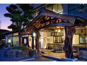 料理旅館 富士見園 外観