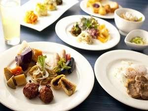 ホテルロコアナハ:ボリュームたっぷりのアレッタ朝食バイキング