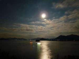 きのえ温泉 ホテル清風館:清風館からの風景。