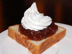 ラグナスイート名古屋:【朝食】小倉トースト始めました
