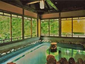 栃尾又温泉 湯治の宿 神風館:*「したの湯」泉質は効能の多いラジウム泉。長湯をおススメします♪