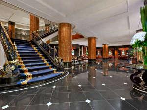 ウェスティンホテル東京:ホテルロビー1