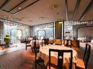 群馬ロイヤルホテル:*中華レストラン「朔風」/ランチ・ディナー共に本場の「北京料理をお楽しみいただけます。