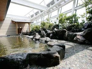シティプラザ大阪~HOTEL & SPA~:【14階大浴場】都会の空と露天風呂 特別な時間をここで。