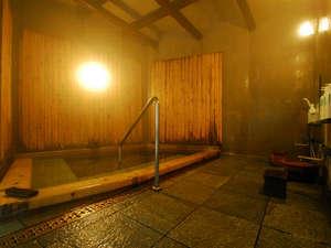 川古温泉 浜屋旅館:*【大浴場】クチコミでも高い評価をいただいている温泉!
