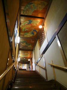 ホテル雅叙園東京(旧 目黒雅叙園):百段階段
