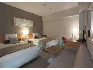 ホテルフジタ奈良:レディースツインルーム