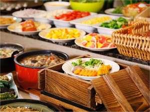 ホテルフジタ奈良:こだわりの朝食