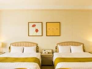 ホテル阪急エキスポパーク:スーペリアツインルーム(28㎡)