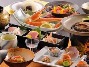 ホテルサンバレー富士見:和食会席料理(写真はイメージです)