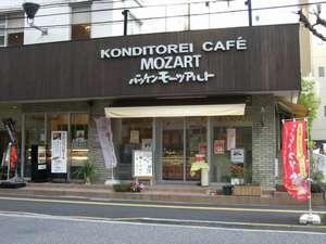ホテルチューリッヒ東方2001:ホテル1階 洋菓子店