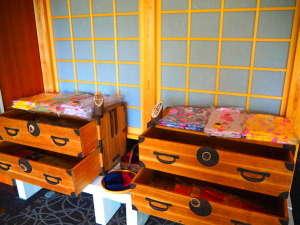 にごり湯の宿 赤城温泉ホテル:女性のみなさまに「柄浴衣」レンタル無料になりました!