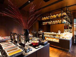 金沢 東急ホテル:和洋各種を取りそろえた豊富なメニューが人気の高い朝食バイキング料理