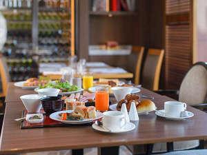 金沢 東急ホテル:【マレ・ドール】和洋朝食バイキング