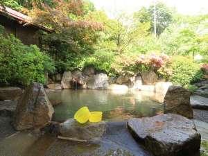 つどい湯とそば料理の宿 せいがくかん(静岳館):混浴露天風呂で優雅に休日を満喫しませんか?
