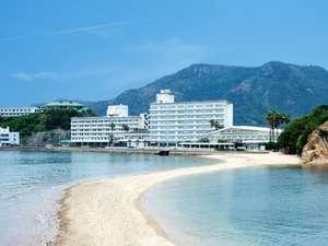 小豆島国際ホテル 外観
