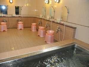 人工温泉浴場