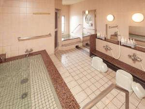 伊勢パールピアホテル:薬草風呂&サウナ(女性)15:00~22:00 有料