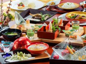 ホテル 松本楼:◆美味厳選・伊香保セレクション◆選りすぐった群馬の味覚を凝縮!真の伊香保グルメを極めたいならこちら♪