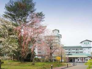 仙台・秋保温泉 篝火の湯 緑水亭の写真