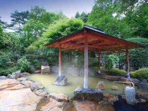 篝火の湯緑水亭