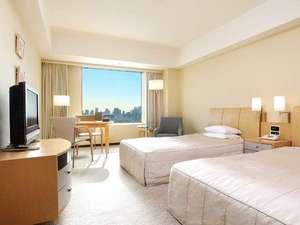 東京ドームホテル:ツインルームA