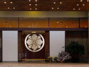 【大正屋外観】大正屋は、大正14年に創業した佐賀・嬉野温泉の旅館です。
