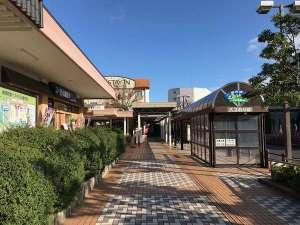 ホテル スティ・イン山王プラザプレミアアネックス:駅から出て左を向くと当館見えます。